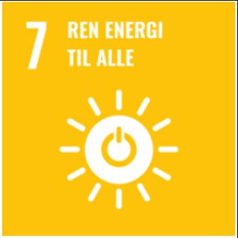 Ambera bærekraftsmål 7