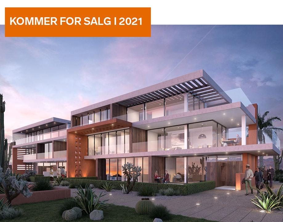 Desert Springs kommer for salg 2021